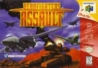 Box art du jeu AeroFighters Assault