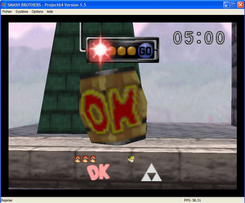 Screenshot 2 du jeu All Star! Dairantou Smash Brothers