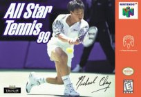 Box art du jeu All Star Tennis '99