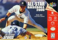 Box art du jeu All-Star Baseball 2000