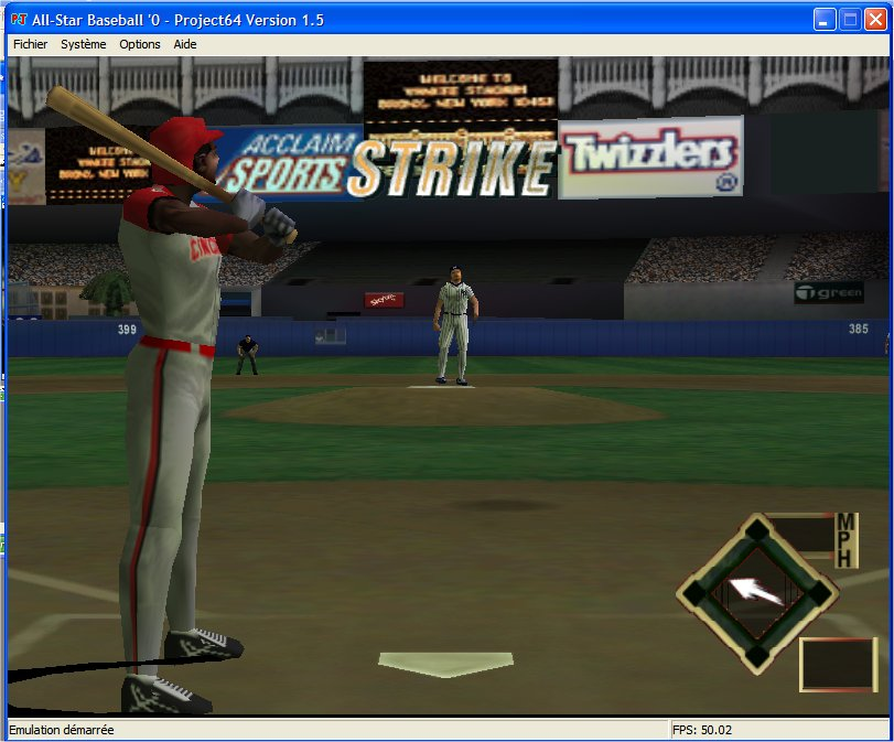 Screenshot 3 du jeu All-Star Baseball 2000