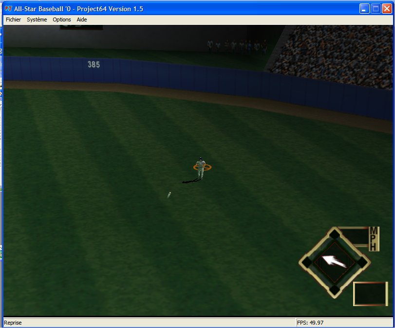 Screenshot 4 du jeu All-Star Baseball 2000