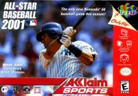 Box art du jeu All-Star Baseball 2001
