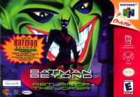 Box art du jeu Batman Beyond - Return of the Joker
