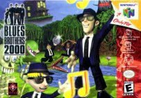 Box art du jeu Blues Brothers 2000