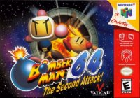 Box art du jeu Bomberman 64 - The Second Attack !