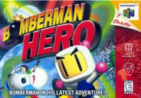Box art du jeu Bomberman Hero