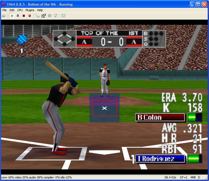Screenshot 2 du jeu Bottom of the 9th