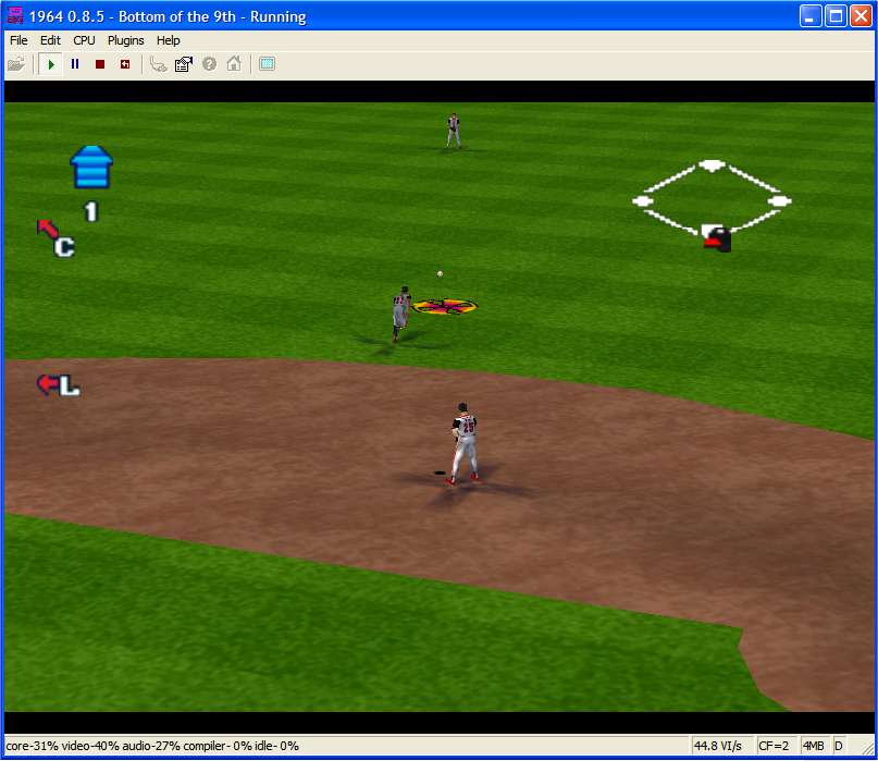 Screenshot 3 du jeu Bottom of the 9th