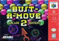 Box art du jeu Bust-A-Move 2, Arcade Edition