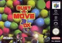 Box art du jeu Bust-A-Move 3 DX