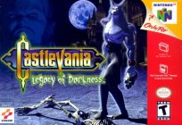 Box art du jeu Castlevania - Legacy of Darkness