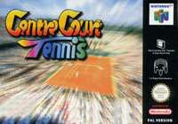 Box art du jeu Centre Court Tennis