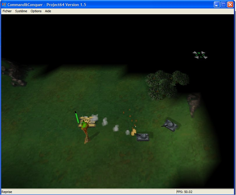 Screenshot 3 du jeu Command and Conquer
