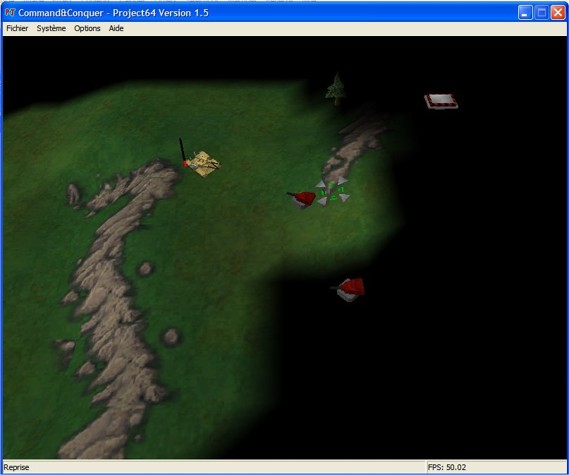 Screenshot 4 du jeu Command and Conquer