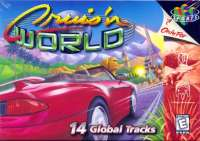 Box art du jeu Cruis'n World