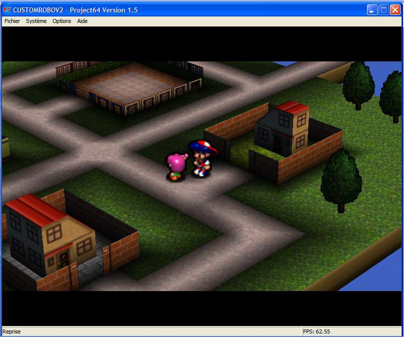 Screenshot 4 du jeu Custom Robo V2