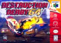 Box art du jeu Destruction Derby 64