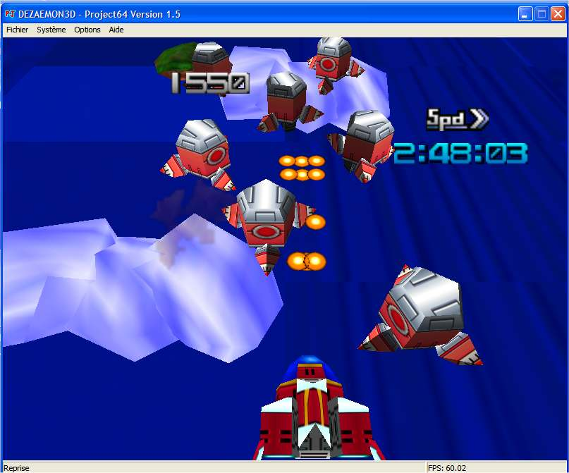Screenshot 3 du jeu Dezaemon 3D