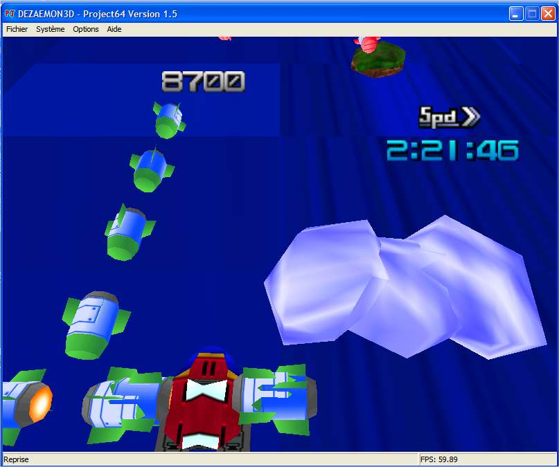Screenshot 4 du jeu Dezaemon 3D