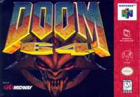 Box art du jeu Doom 64