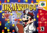 Box art du jeu Dr Mario 64
