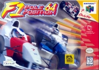 Box art du jeu F1 Pole Position
