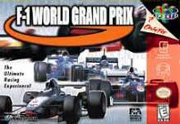Box art du jeu F1 World Grand Prix