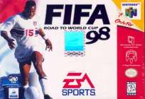 Box art du jeu FIFA - Road to World Cup'98