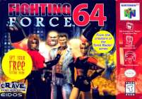 Box art du jeu Fighting Force 64