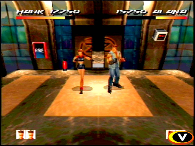 Image 1 du jeu Fighting Force 64