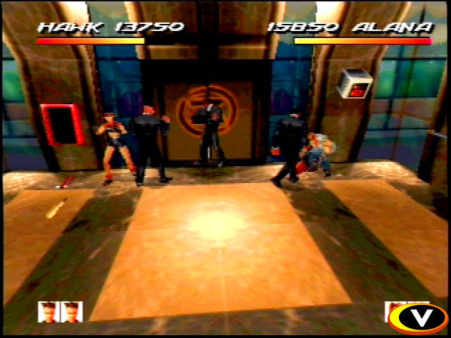 Image 2 du jeu Fighting Force 64