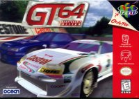 Box art du jeu GT64 - Championship Edition