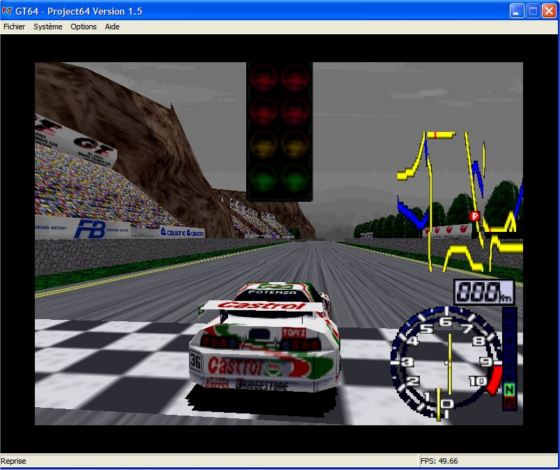 Screenshot 2 du jeu GT64 - Championship Edition