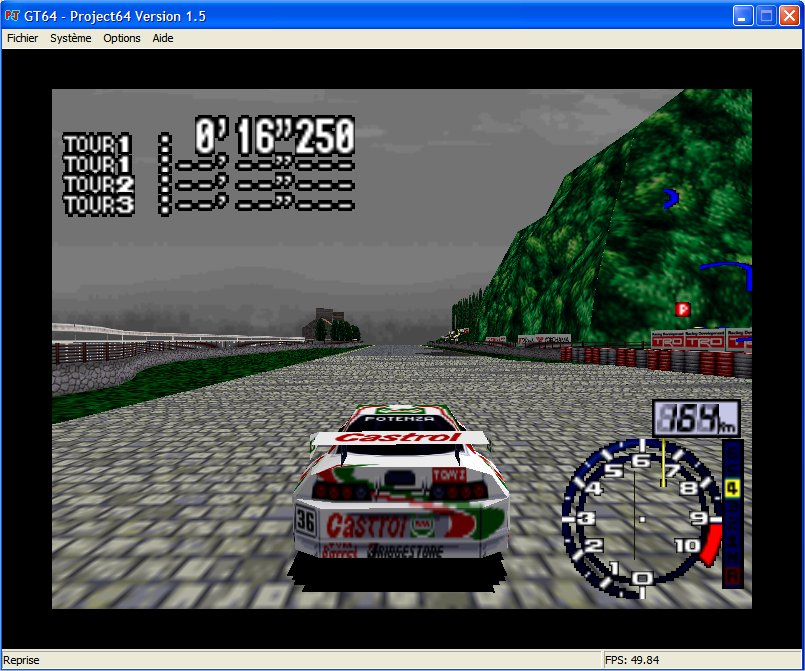 Screenshot 3 du jeu GT64 - Championship Edition