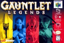 Box art du jeu Gauntlet Legends