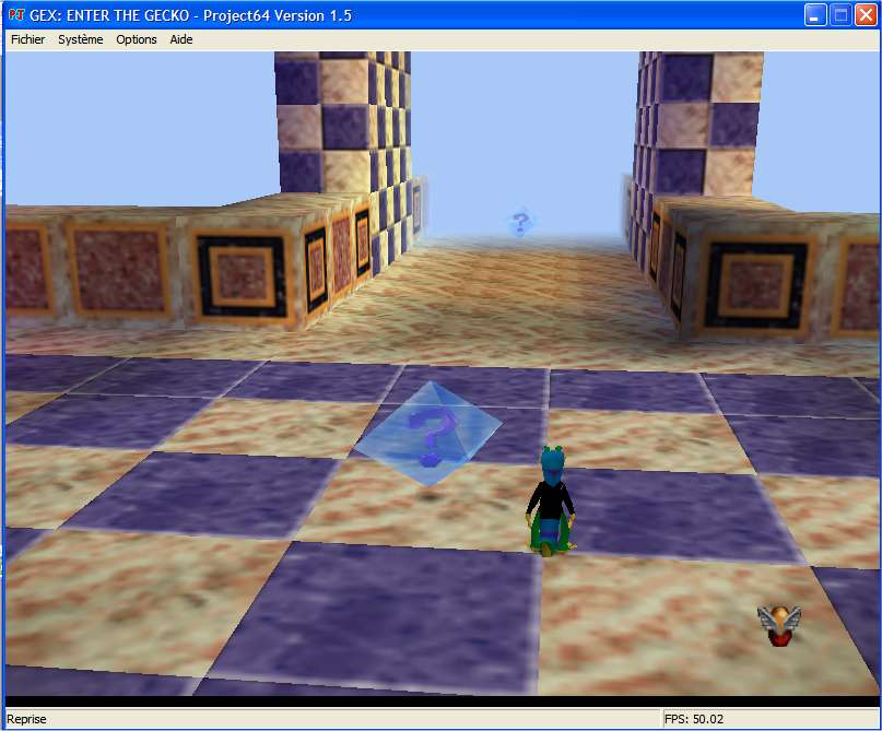 Screenshot 2 du jeu Gex - Enter the Gecko