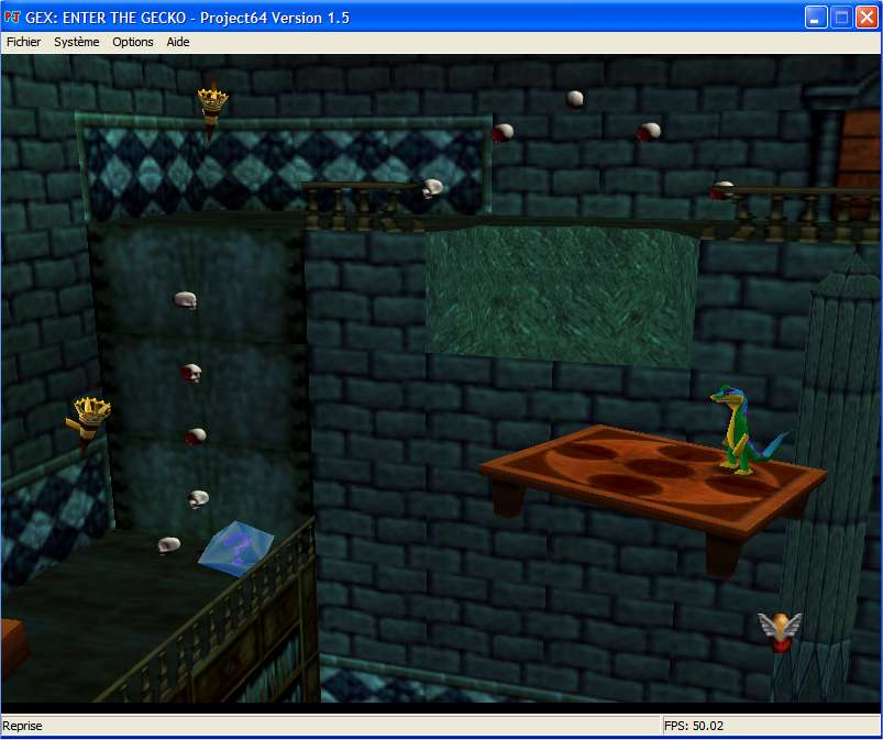 Screenshot 3 du jeu Gex - Enter the Gecko