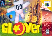 Box art du jeu Glover
