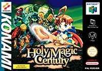 Box art du jeu Holy Magic Century