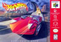 Box art du jeu Hot Wheels Turbo Racing