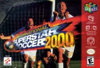 Box art du jeu International Superstar Soccer 2000