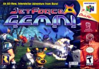 Box art du jeu Jet Force Gemini