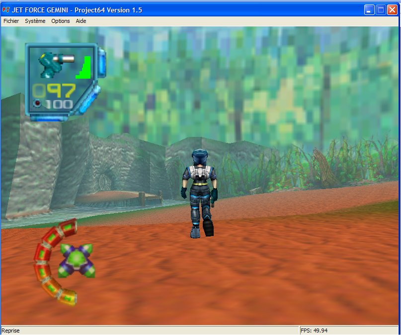 Screenshot 4 du jeu Jet Force Gemini