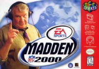 Box art du jeu Madden NFL 2000