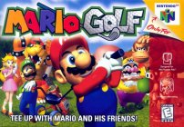 Box art du jeu Mario Golf
