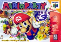 Box art du jeu Mario Party