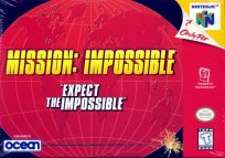 Box art du jeu Mission Impossible - Expect the Impossible