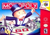 Box art du jeu Monopoly 64