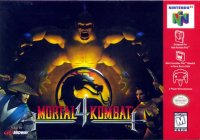Box art du jeu Mortal Kombat 4